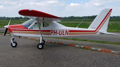 Tecnam P92-J, ons twee persoons lesvliegtuig