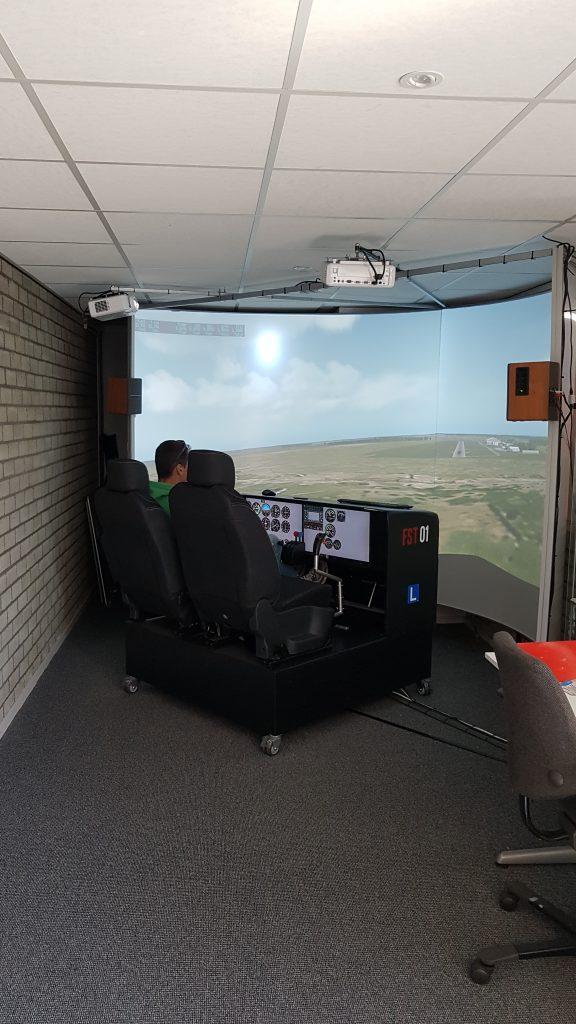 Vliegsimulator FST-001