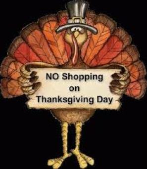 noshoppingonthanksgiving