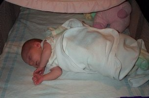 Ashlynn Sleeping