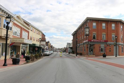 Revitalizing a Small Town Community