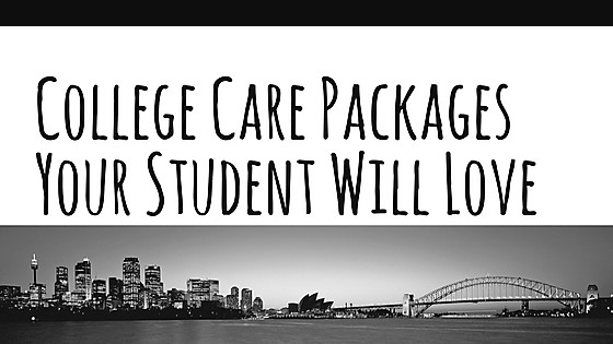 College Care Packages For Your Student