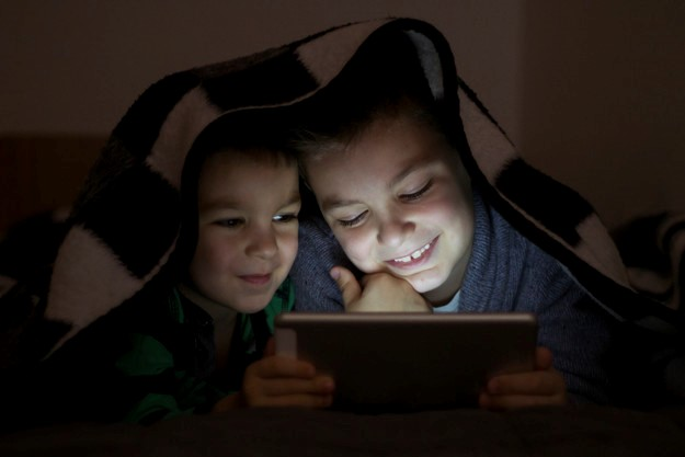 Kids Be Allowed On Tablet Devices