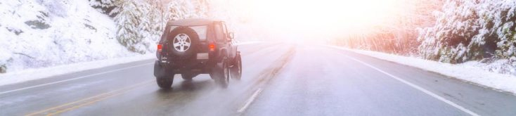 extreme weather driving