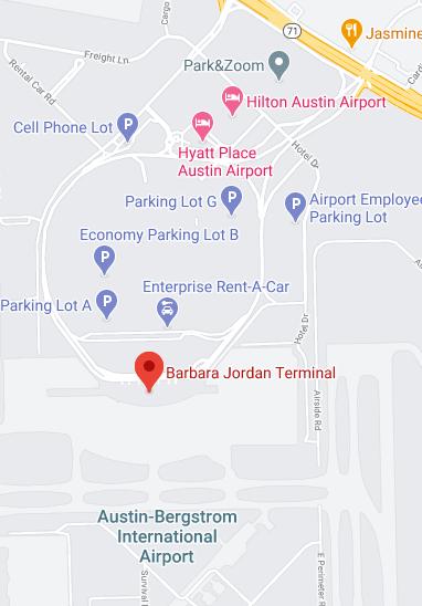 Abia Austin Bergstrom Airport Arrivals Aus