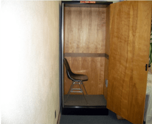 The Panic Room At UCLA (from a workshop of Prof. Michelle Craske)