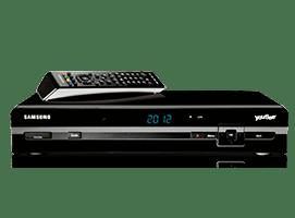 Samsung TV-boks