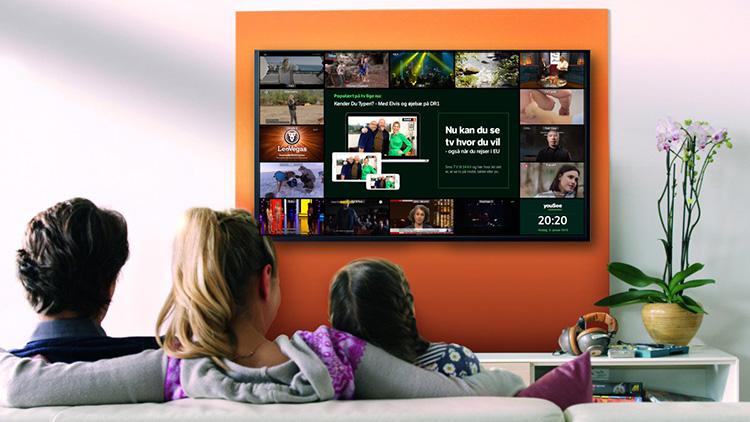 Flimmer Tv kanalændringer