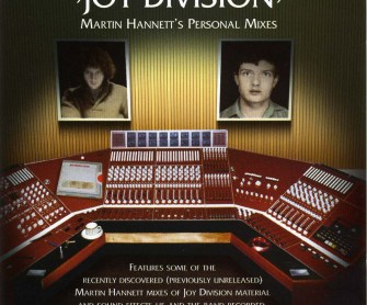 Joy Division - Martin Hannett's Personal Mixes
