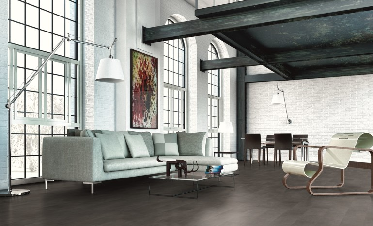 Flint Floor Attends Domotex With The Toughest Laminate Flooring In