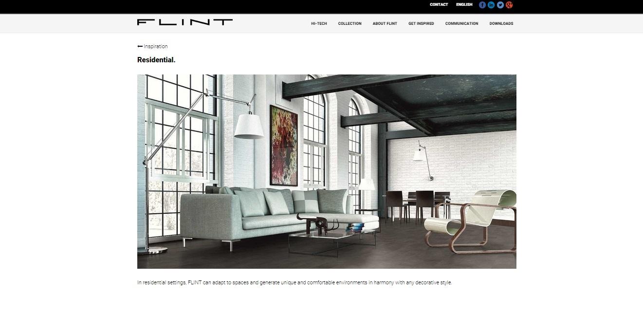 2 0 laminates flint floor presents new website and social - Flint floor ...