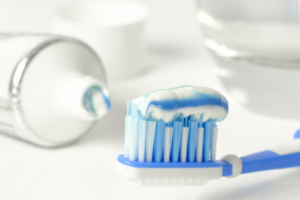 prescription toothpaste