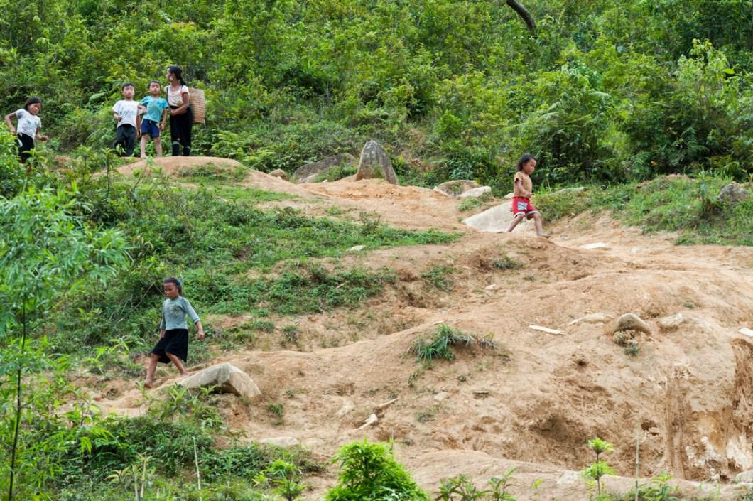 Sapa Hill Run II