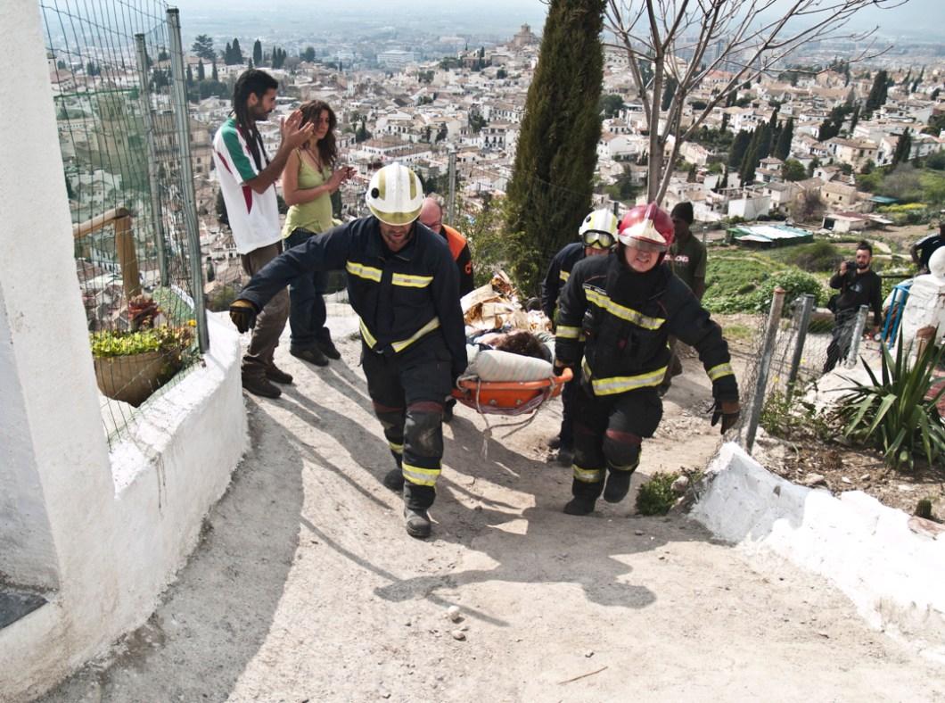 bomberos 8