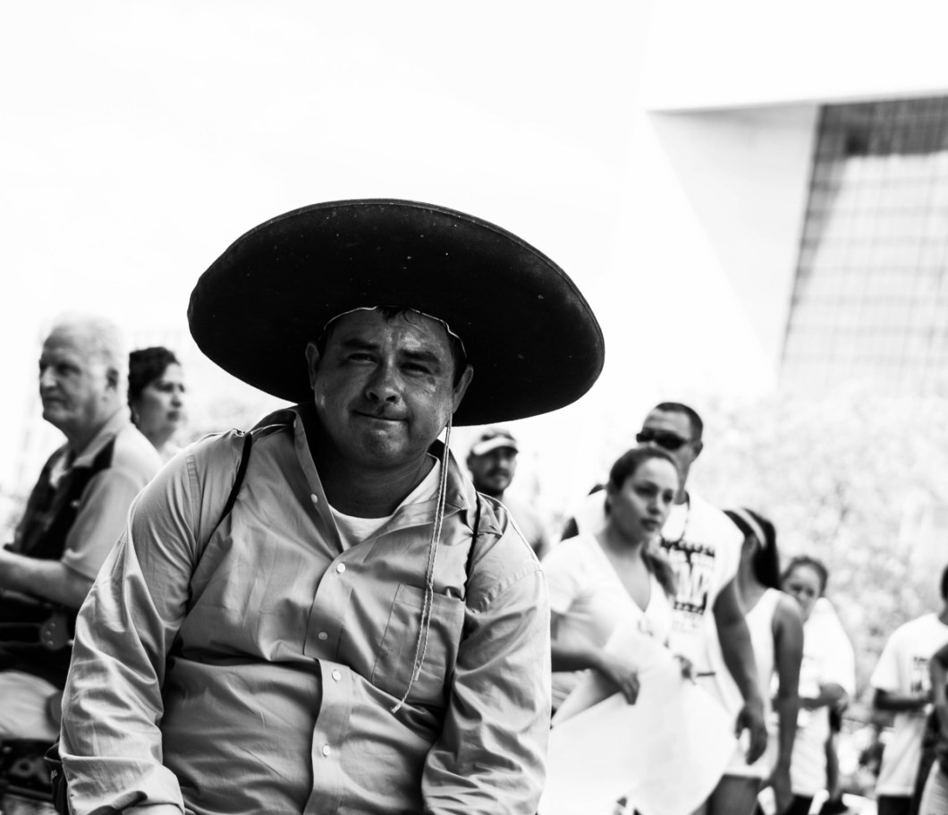 USA. Trump, Texas, politics, photo essay, FLINT, music-9