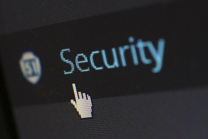 Security Sicherheit
