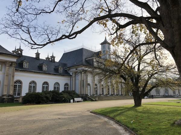 Schloss & Park Pillnitz 2