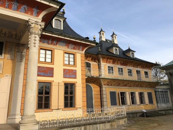 Schloss & Park Pillnitz 4