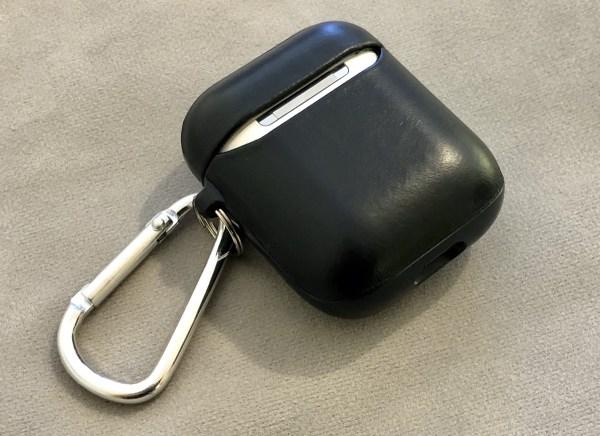 Airpods Leder Case Tizi 2