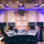 Musica, estudio de grabación