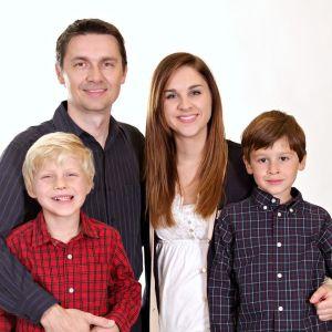 Famillia feliz
