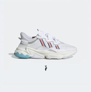 Adidas Ozweego 'Signal Coral'
