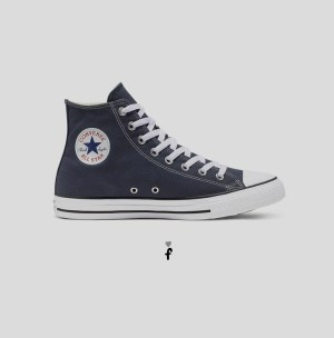 Chuck Taylor All Star Classic High Top 'Navy'