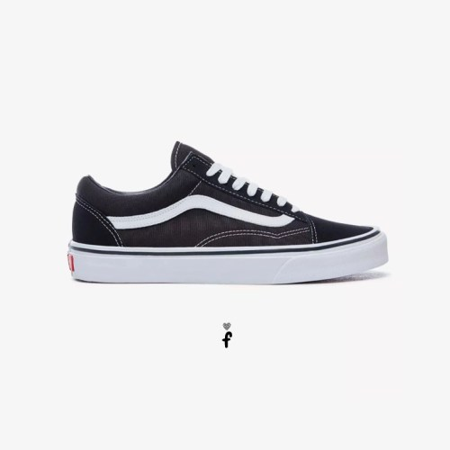 Vans Old Skool Low Negras