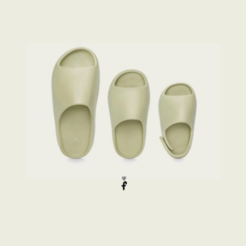 Yeezy Slides Resin