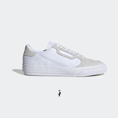 Adidas Continental Vulc Arizona Blancas