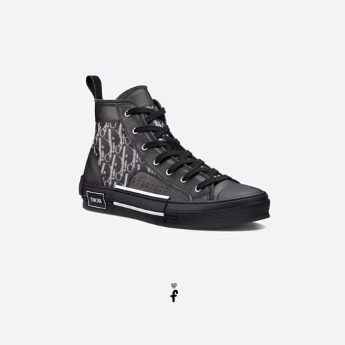 B23 Dior Negras Converse