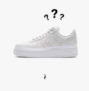 Nike Air Force 1 Low LX Tear Away