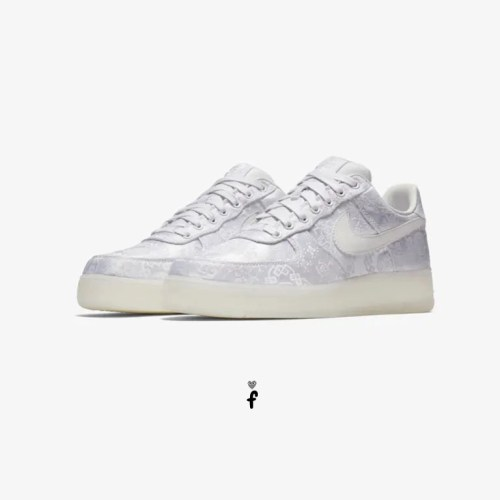 Nike Air Force 1 Clot low blancas