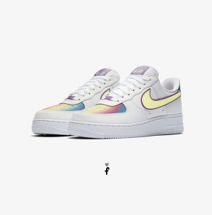 Nike Air Force 1 Low Iridescent Easter