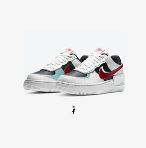 Nike Air Force 1 Shadow Bleached Aqua
