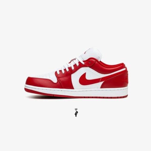 Air Jordan 1 Low Gym Red