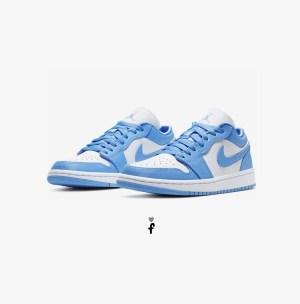 Nike Air Jordan 1 Low UNC flipashop