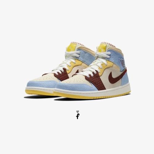 Nike Air Jordan 1 Mid Fearless