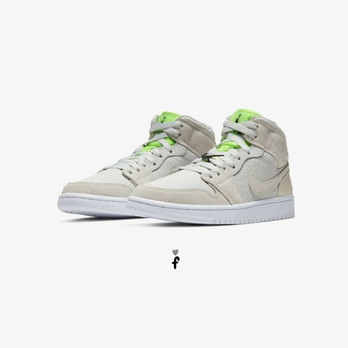 Nike Air Jordan 1 Mid Vast Grey