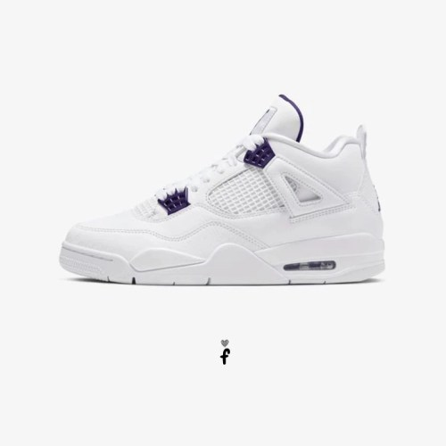 Air Jordan 4 Purple