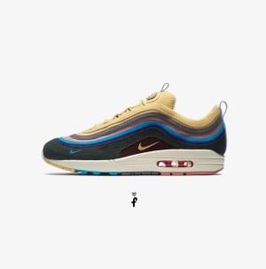 Nike Air Max 1/97 Sean