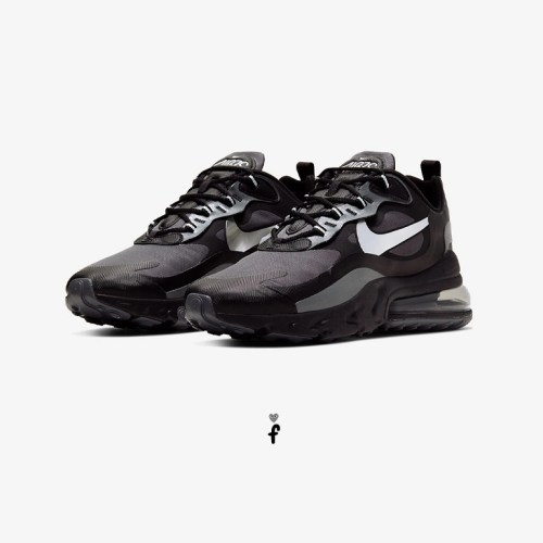 Air max 270 react negras