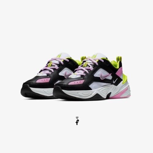 Nike M2K Tekno Pink Rise