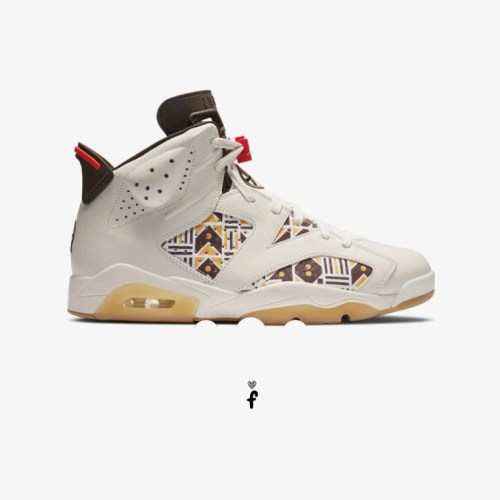 Nike Air Jordan 6 Retro QUAI 54
