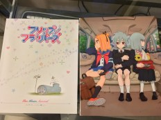 Volume 2 Inside Cover and Booklet