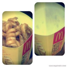 twister fries. now you see it. now you don't