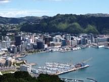 Wellington New Zealand City