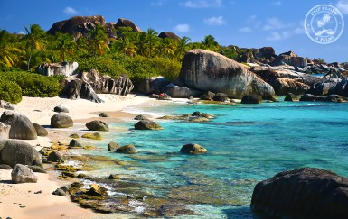 Little Trunk Bay, Virgin Gorda, BVI