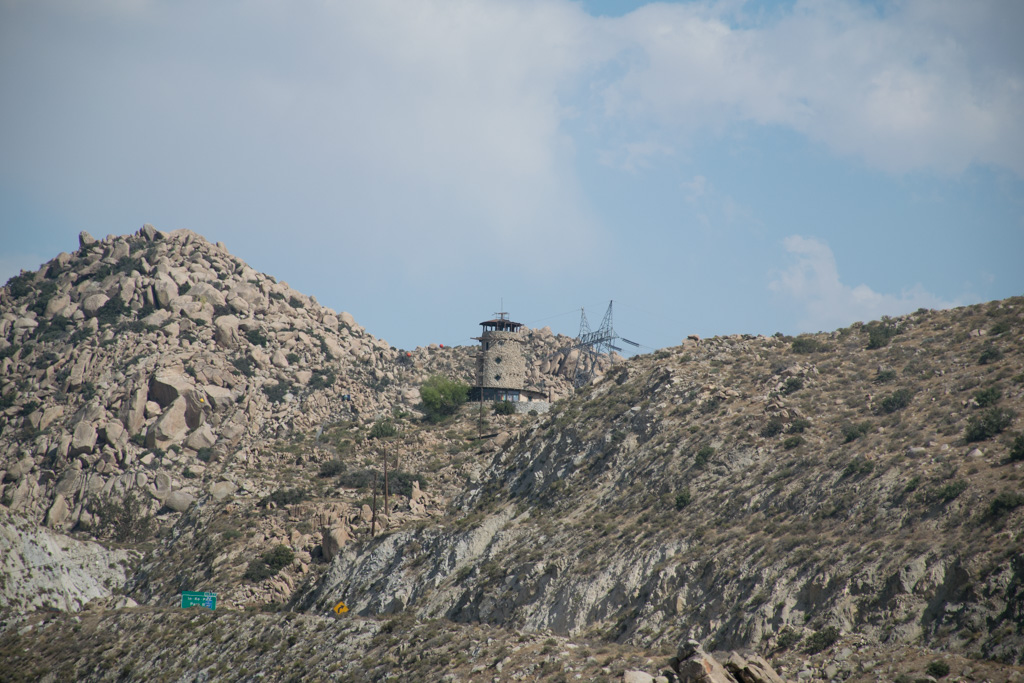 View of Desert View Tower