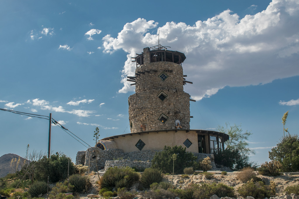 Desert View Tower & Boulder Park
